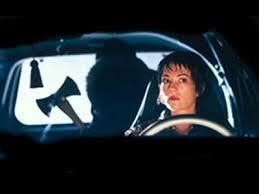 Killer in the backseat