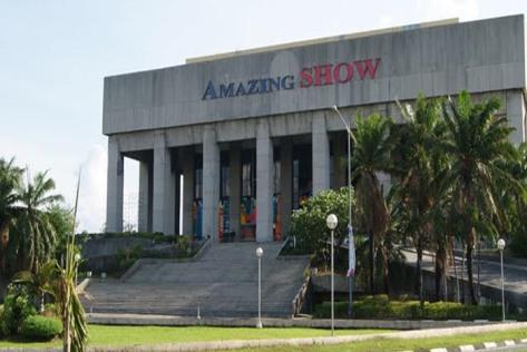 The Manila Film Center